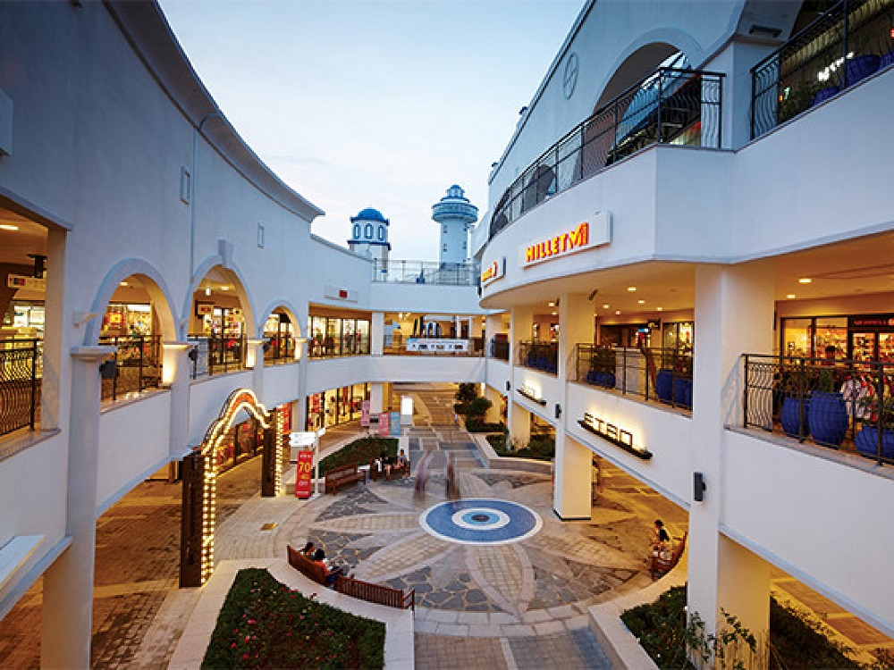 Kenneth Park Architects Lotte Premium Outlets And Mall