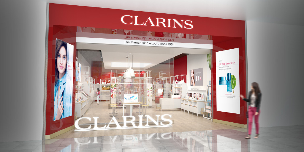 00d48bfc5839f We re excited to announce that Clarins Group USA has opened the brand s  first retail store and treatment spa at the newly renovated wing of King of  Prussia.