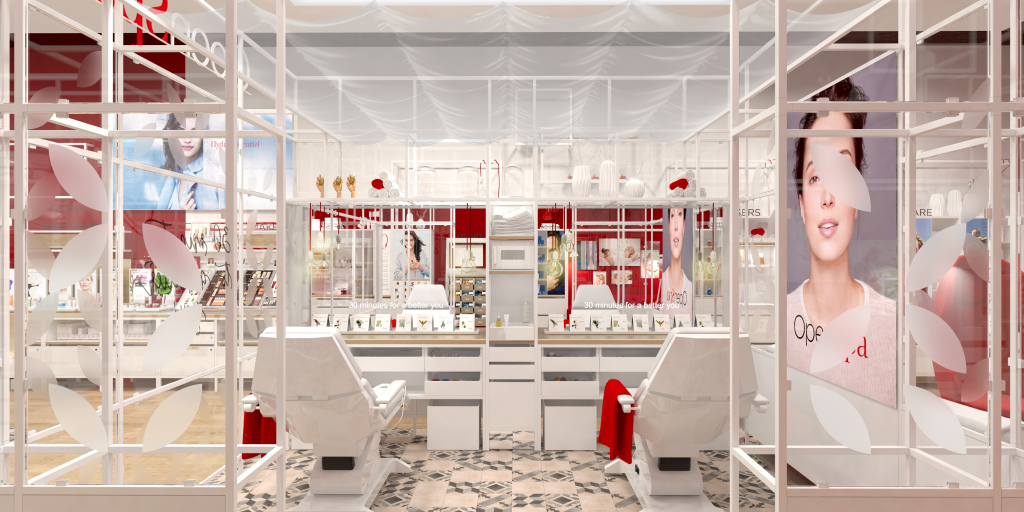 1dd0cd2646fde 27 Jan Clarins  First Stand-Alone Flagship Store Opens at King of Prussia