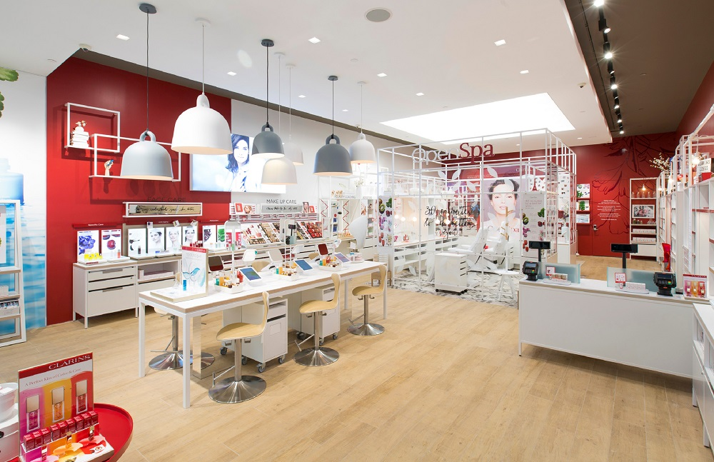 Clarins King of Prussia Mall, Philadelphia