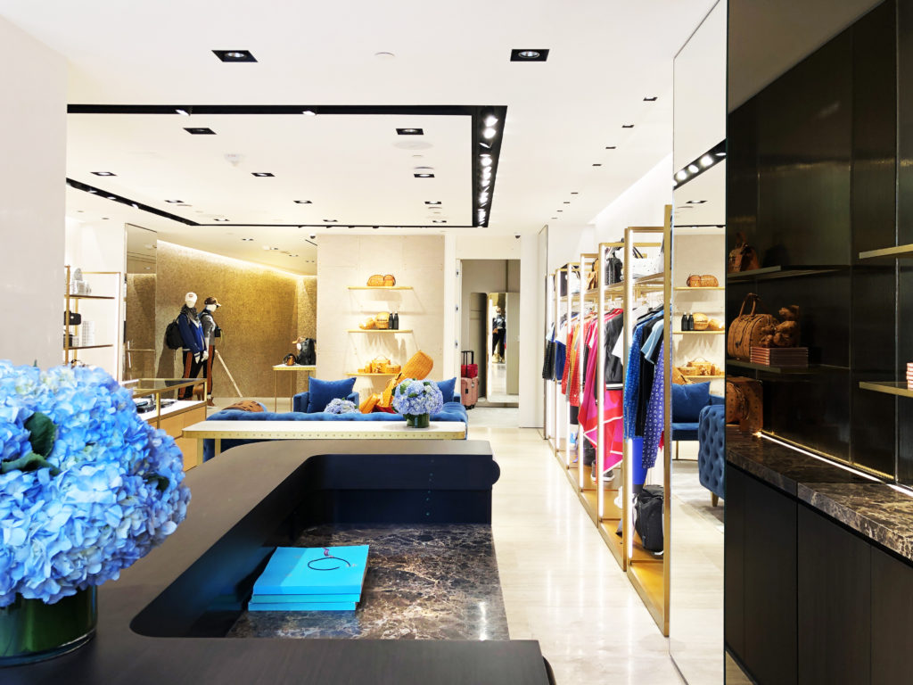 Kenneth Park Architects New Store Opening Mcm Rodeo